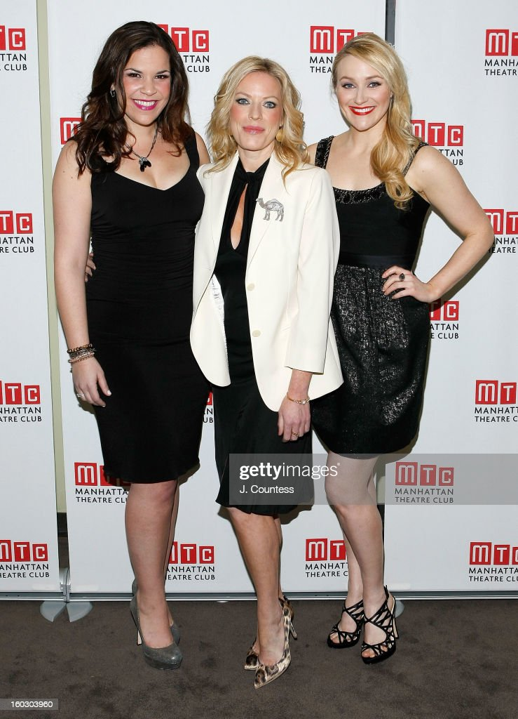 2012 Manhattan Theatre Club Benefit: An Intimate Night