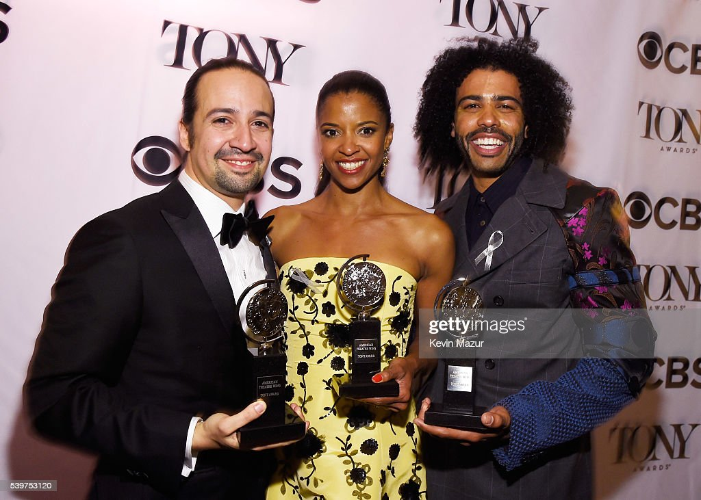 2016 Tony Awards - Backstage & Audience : News Photo