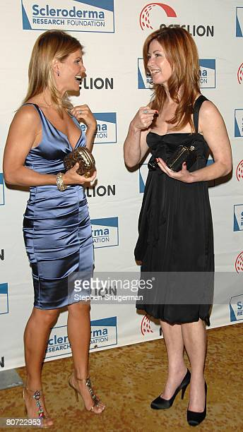 """Actors Lori Loughlin and Dana Delany attend """"Cool Comedy - Hot Cuisine"""" Benefit Gala at the Four Seasons Beverly Wilshire on April 16, 2008 in..."""