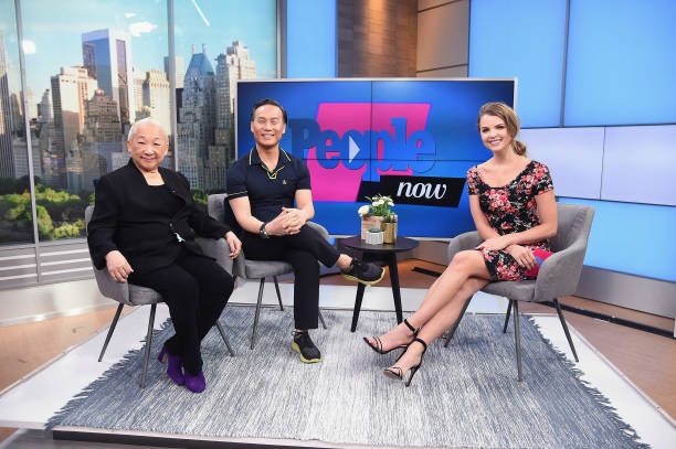 NY: Celebrities Visit People Now - January 21, 2020