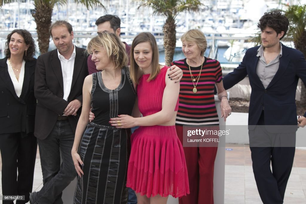 Un Chateau En Italie' Photocall - The 66th Annual Cannes Film Festival Day 7 : Fotografía de noticias
