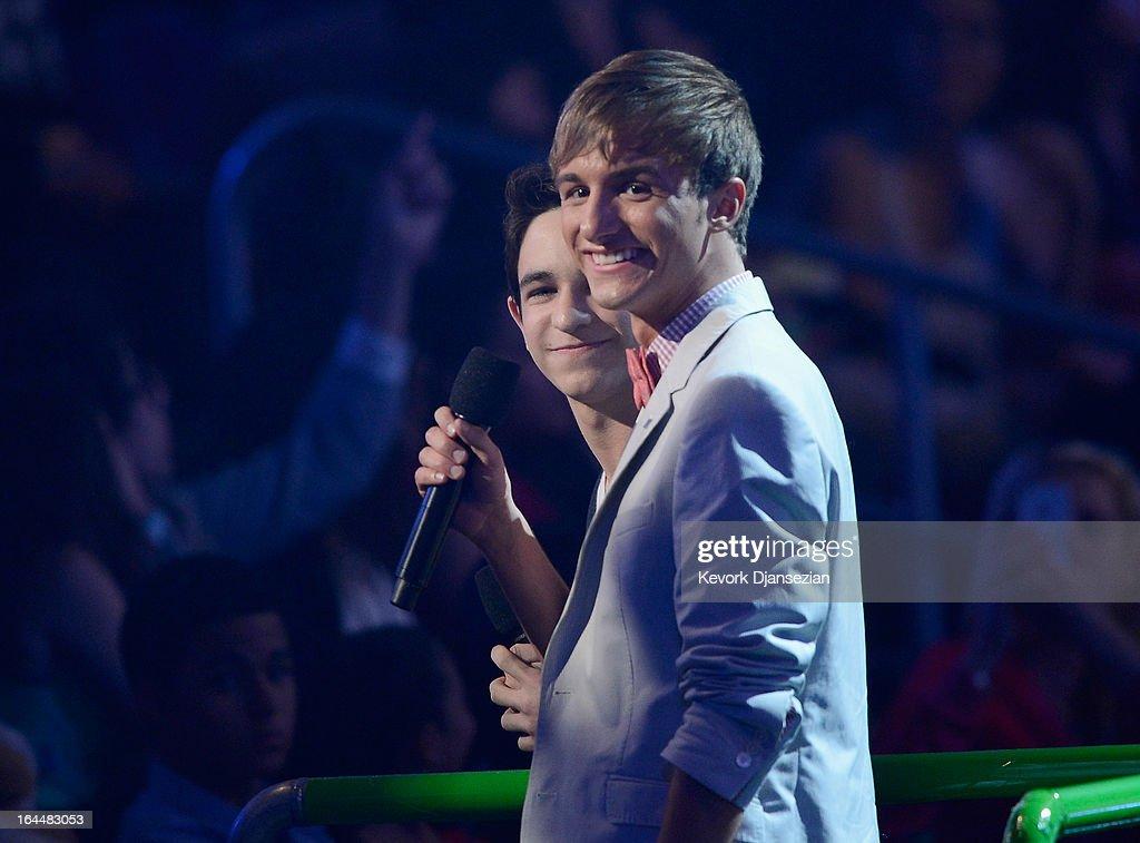 Nickelodeon's 26th Annual Kids' Choice Awards - Show