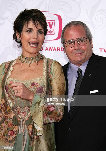 Actors Lucie Arnaz and Desi Arnaz Jr arrive at the 5th Annual TV Land Awards held at Barker Hangar on April 14 2007 in Santa Monica California