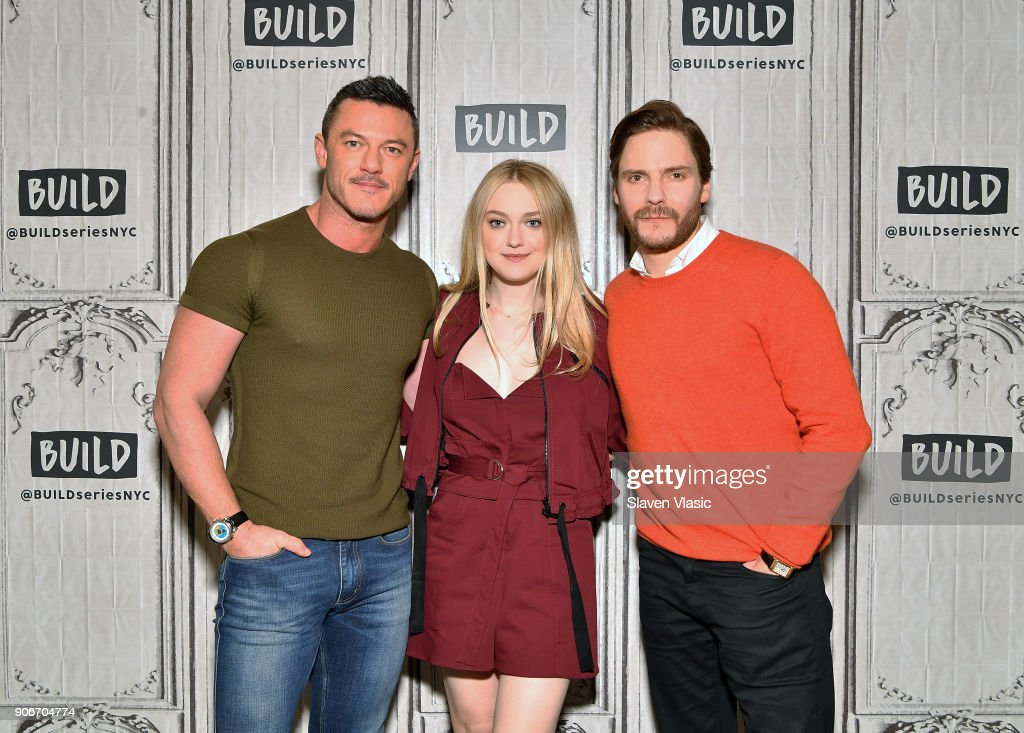 Celebrities Visit Build - January 18, 2018