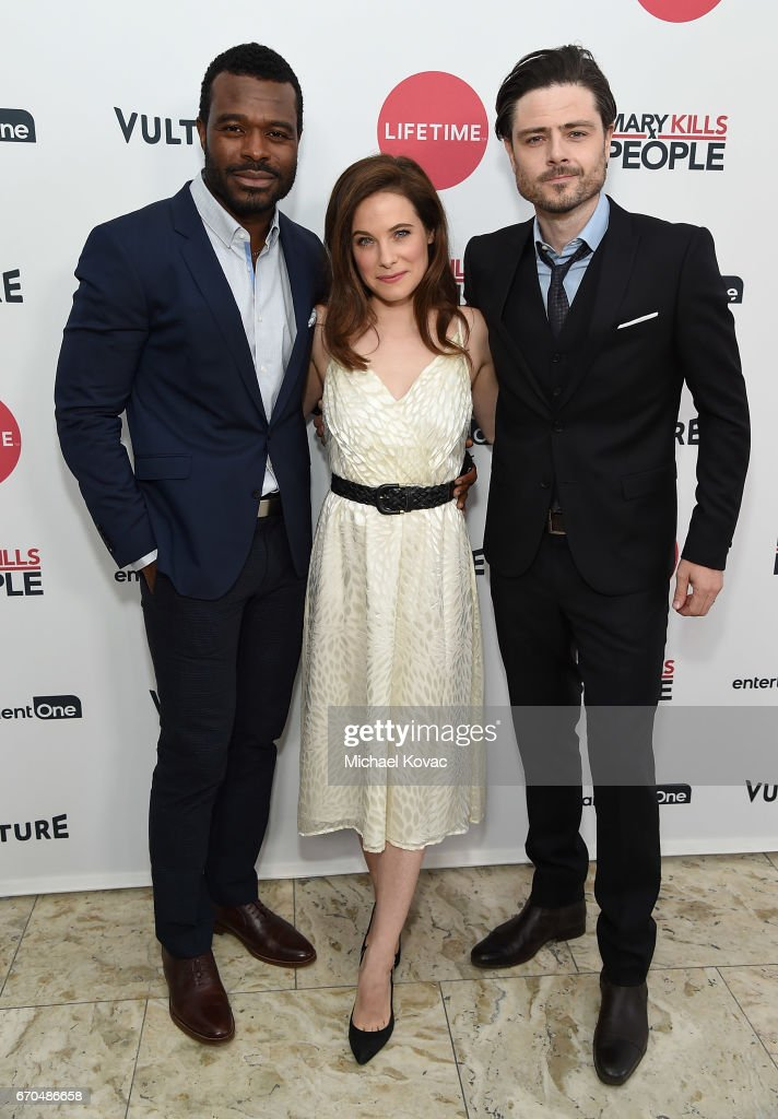 "Lifetime's ""Mary Kills People"" Broad Focus Screening Event at The London West Hollywood"