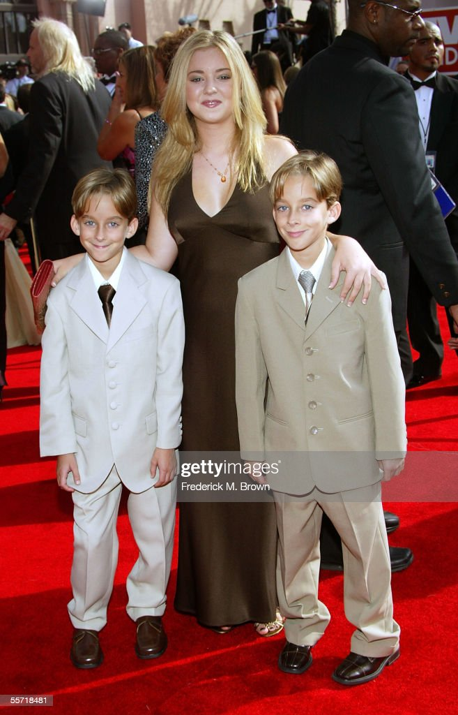 57th Annual Emmy Awards - Arrivals : News Photo