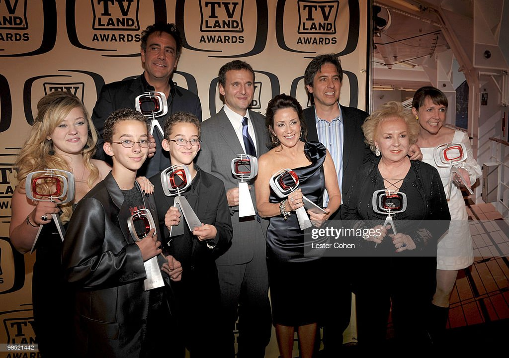 8th Annual TV Land Awards - Backstage : News Photo
