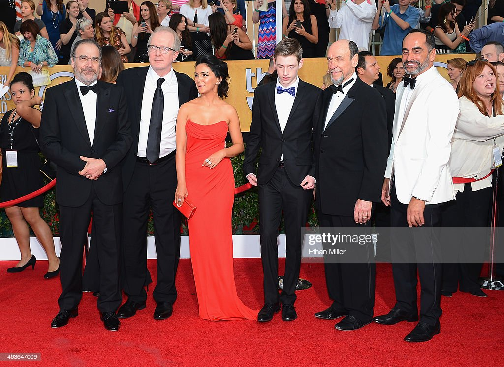20th Annual Screen Actors Guild Awards - Arrivals : News Photo