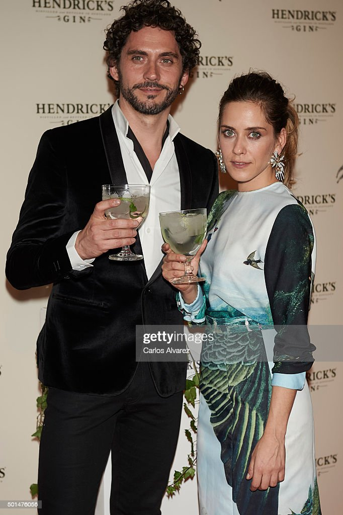 Maria Leon And Paco Leon Present Hendrick's Gin Christmas Party