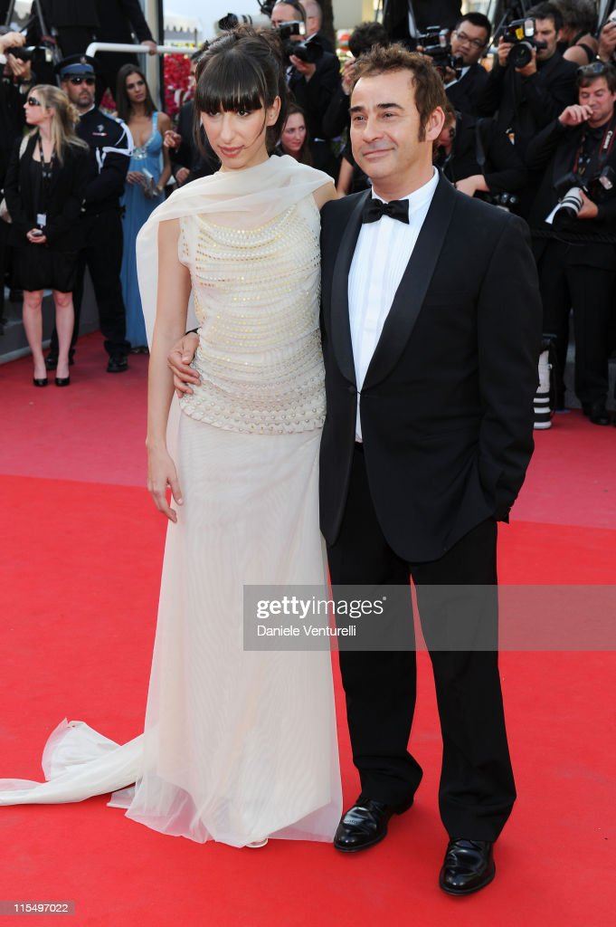Actors Maricel Alvarez and Eduard Fernadez attend the premiere of 'Biutiful' held at the Palais des Festivals during the 63rd Annual International Cannes Film Festival on May 17, 2010 in Cannes, France.