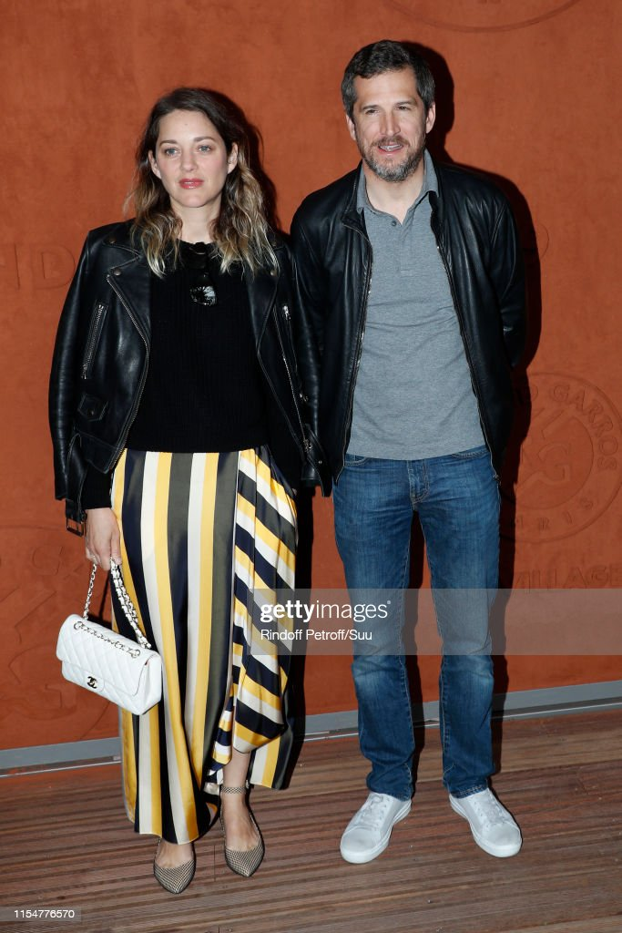 Actors Marion Cotillard And Guillaume Canet Attend The 2019