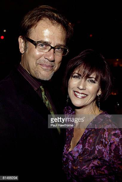 Actors Mark Pinter and Colleen Zenk Pinter attend the 10th Annual Daytime Television Salutes St Jude Children's Research Hospital at the New York...