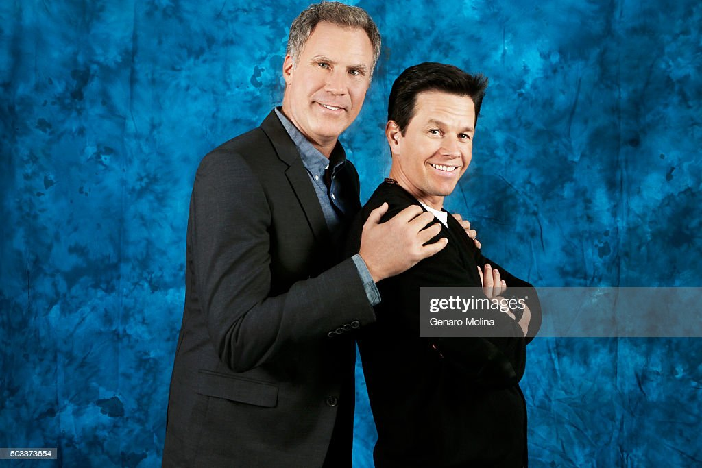 Will Ferrell and Mark Wahlberg, Los Angeles Times, December 29, 2015