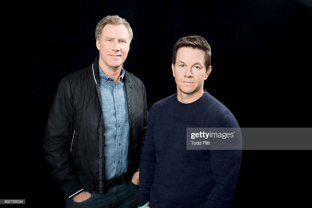 Mark Wahlberg and Will Ferrell, USA Today, December 22, 2015