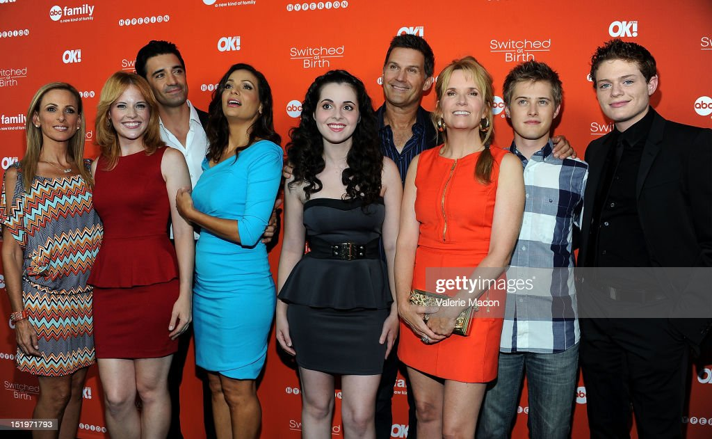 """Fall Premiere Of ABC's """"Switched At Birth"""" And Book Launch Party : News Photo"""