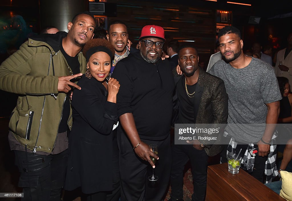 """Premiere Of Screen Gems' """"The Wedding Ringer"""" - After Party"""