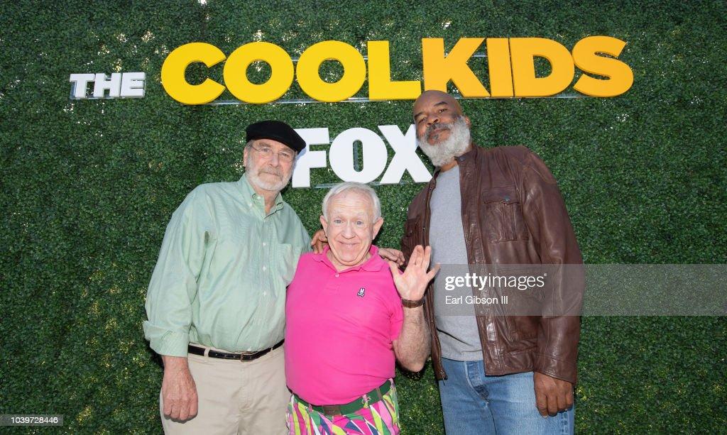 "FOX Hosts ""The Cool Kids"" Outdoor Screening Event : News Photo"