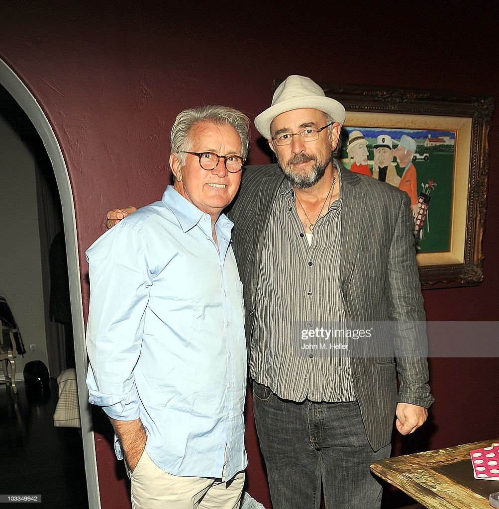 Membership firsts meet and greet photos and images getty images actors martin sheen and richard schiff attend membership firsts meet and greet meeting at a private kristyandbryce Choice Image
