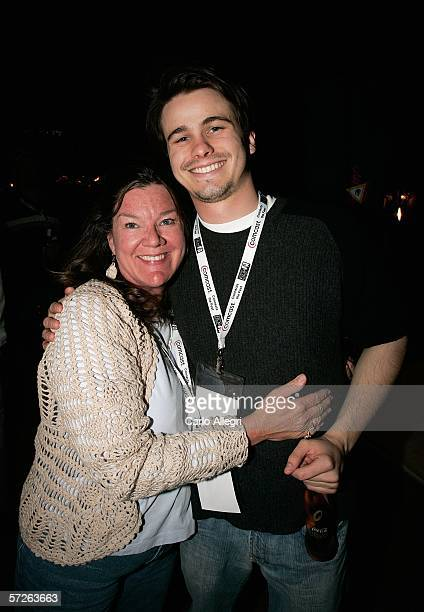 Actors Mary Badham and Jason Ritter attend the World Cinema Celebration at the Sarasota Film Festival April 5, 2006 in Sarasota, Florida.