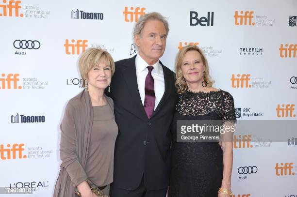 Actors Mary Kay Place Kevin Kline and JoBeth Williams arrive for 'The Big Chill' 30th Anniversary Screening at the 2013 Toronto International Film...