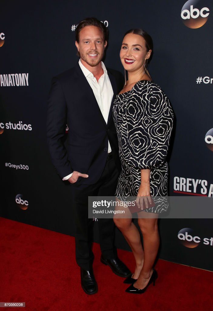 """300th Episode Celebration For ABC's """"Grey's Anatomy"""" - Arrivals : News Photo"""