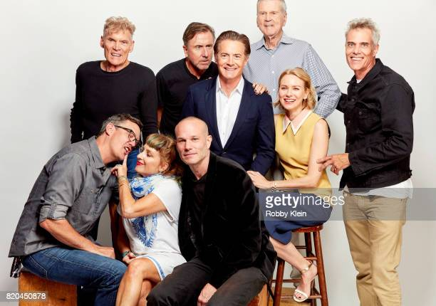 Actors Matthew Lillard Everett McGill Kimmy Robertson Tim Roth James Marshall Kyle MacLachlan Don Murray Naomi Watts and Dana Ashbrook from...