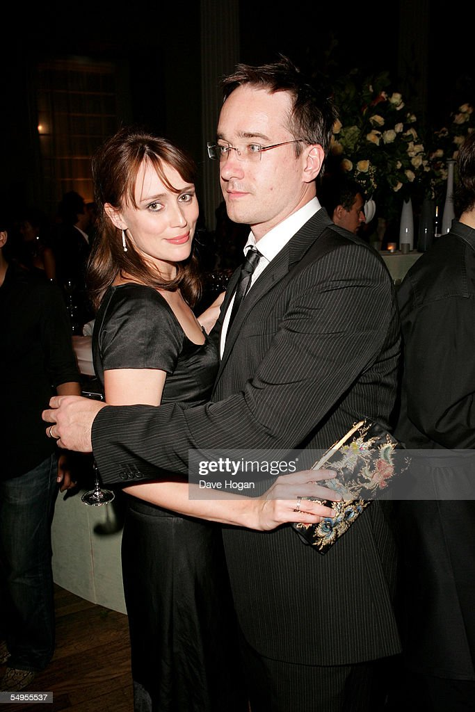 Actors Matthew MacFadyen and wife Keeley Hawes attend the ...