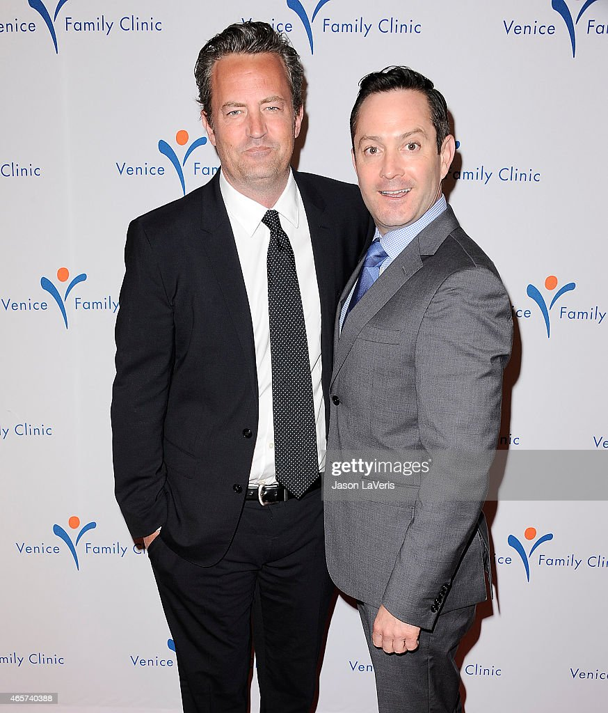 Venice Family Clinic's 33rd Annual Silver Circle Gala - Arrivals : News Photo