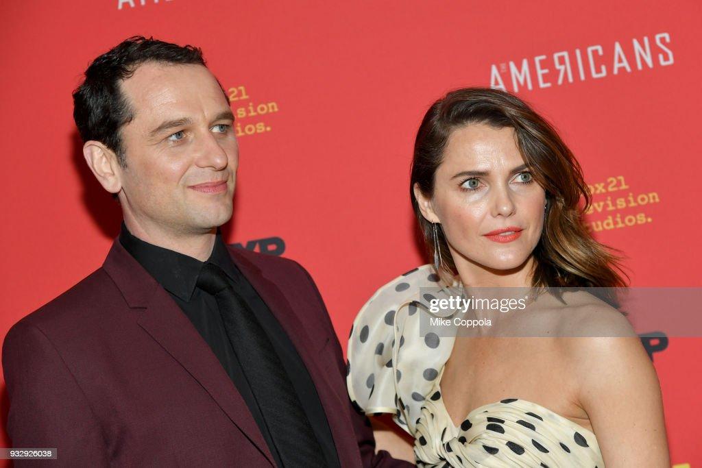 """The Americans"" Season 6 Premiere : News Photo"