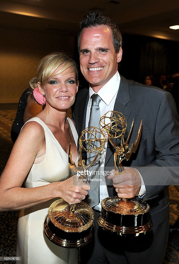 37th Annual Daytime Entertainment Emmy Awards - After Party : News Photo