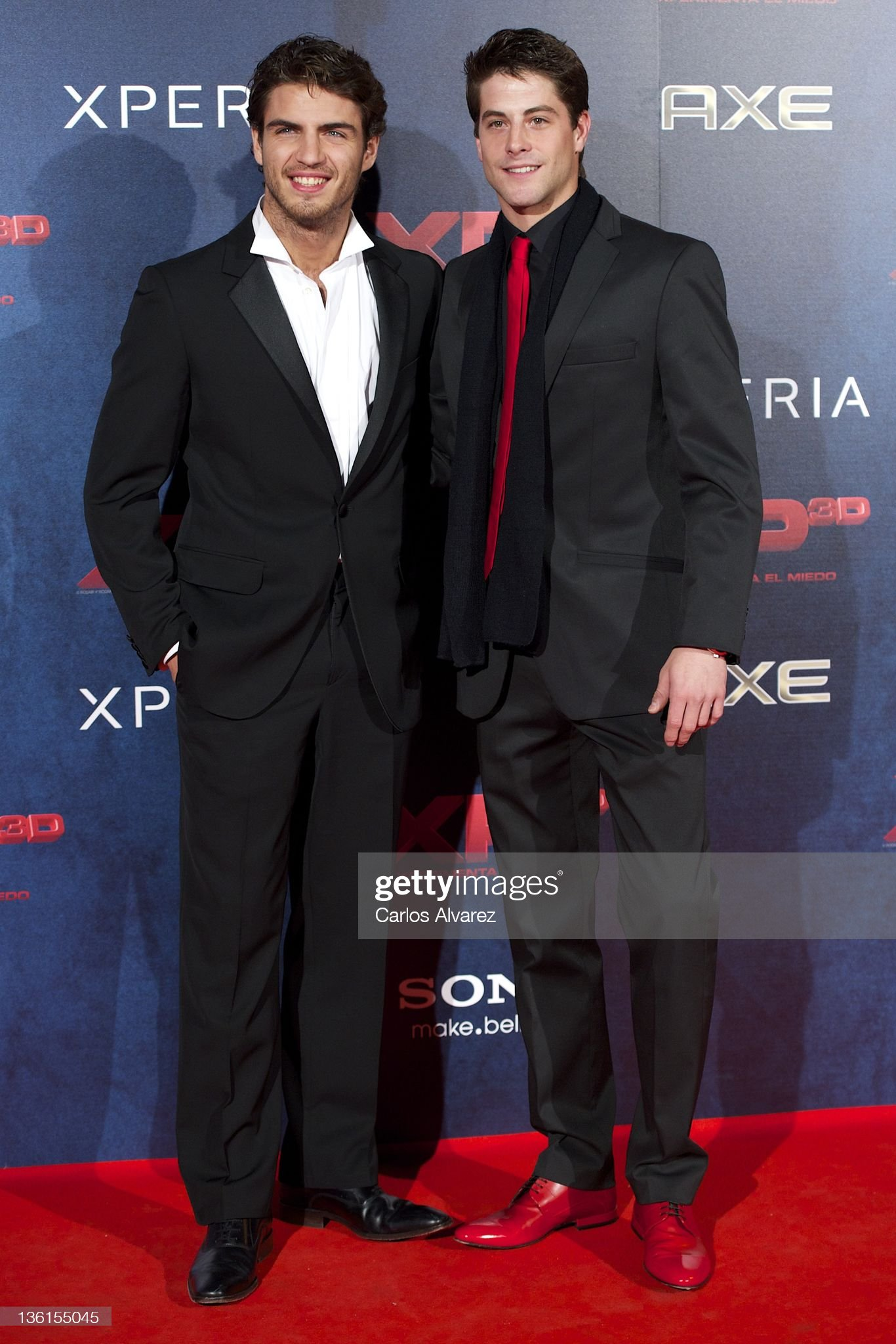 ¿Cuánto mide Luis Fernández? (Actor) - Altura Actors-maxi-iglesias-and-luis-fernandez-attend-xp3d-premiere-at-the-picture-id136155045?s=2048x2048