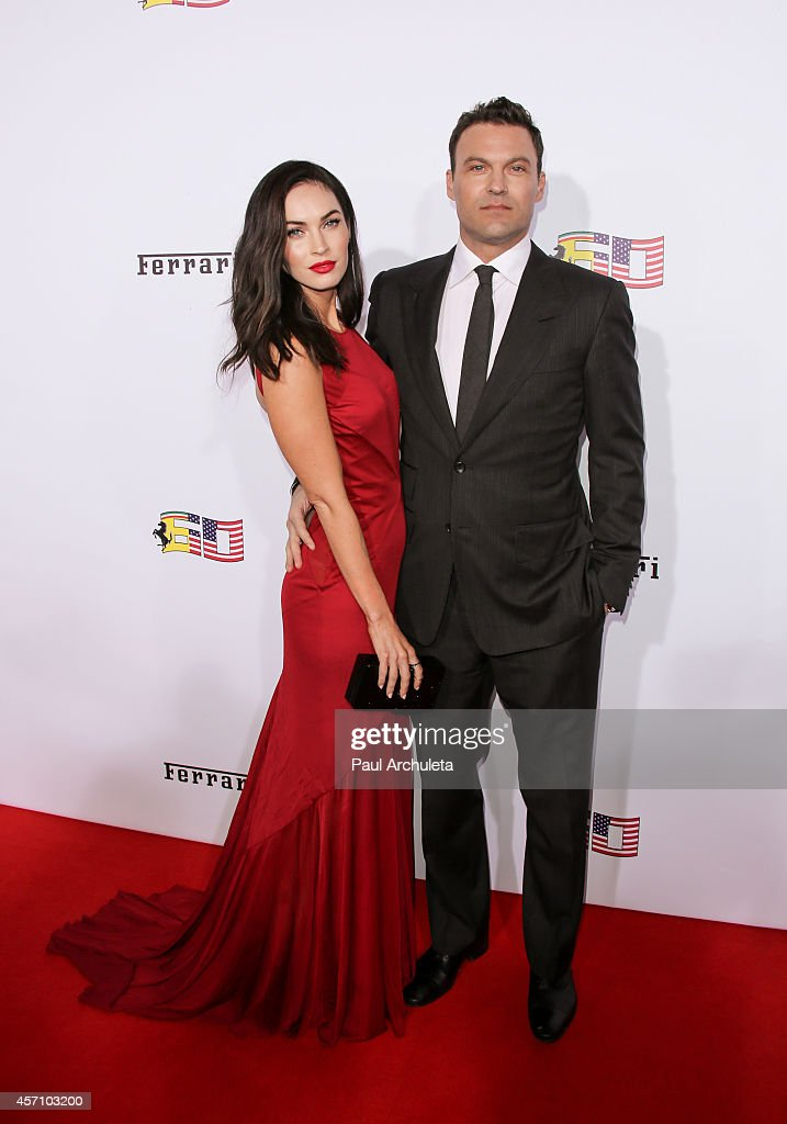 Ferrari's 60th Anniversary In The USA Gala : News Photo