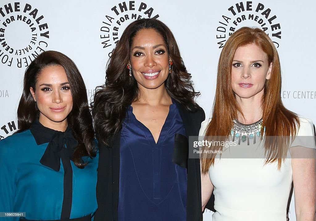 """The Paley Center ForMedia Presents An Evening With """"Suits"""" : News Photo"""