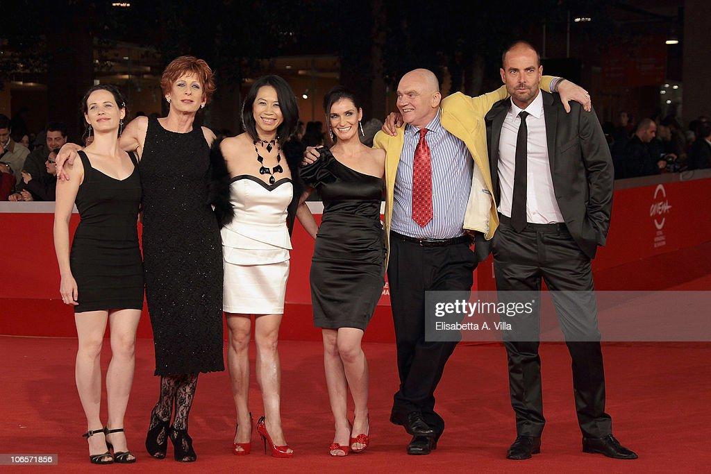 The 5th International Rome Film Festival - Closing Ceremony Awards - Arrivals : News Photo