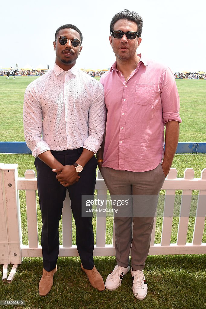 2b28ac4c13e6 Actors Michael B. Jordan and Bobby Cannavale attend the Ninth Annual ...