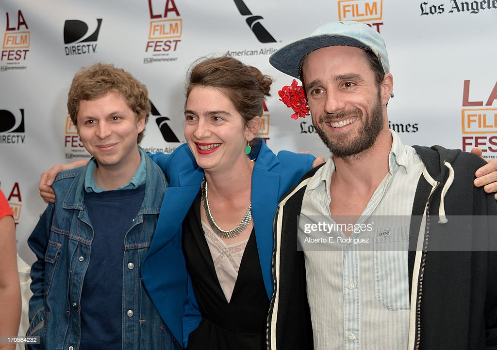 "2013 Los Angeles Film Festival Premiere Of IFC Films' ""Crystal Fairy"" - Arrivals"