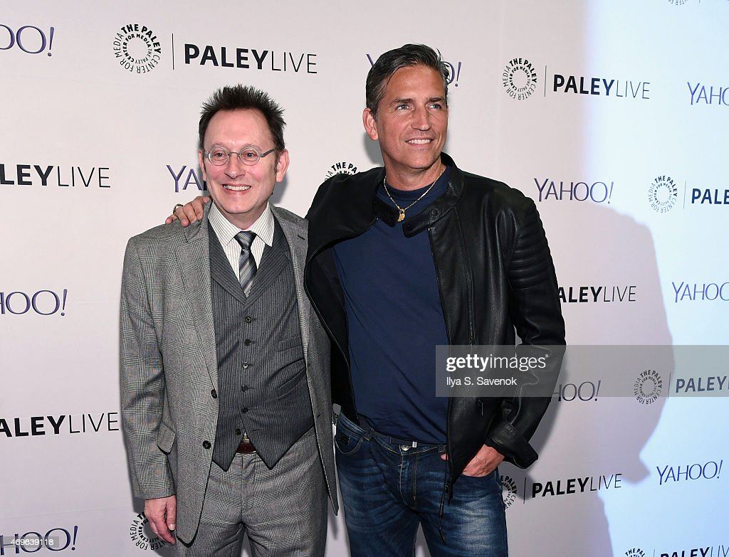 """The Paley Center For Media Hosts An Evening With """"Person Of Interest"""" : News Photo"""