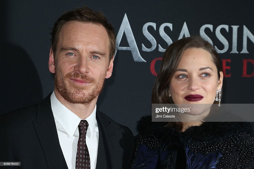 """""""Assassin's Creed"""" New York Premiere - Arrivals : News Photo"""