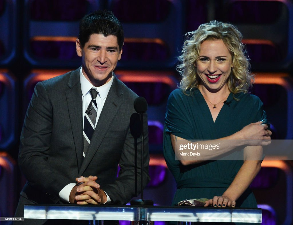Comedy Central Roast Of Roseanne Barr - Show : News Photo