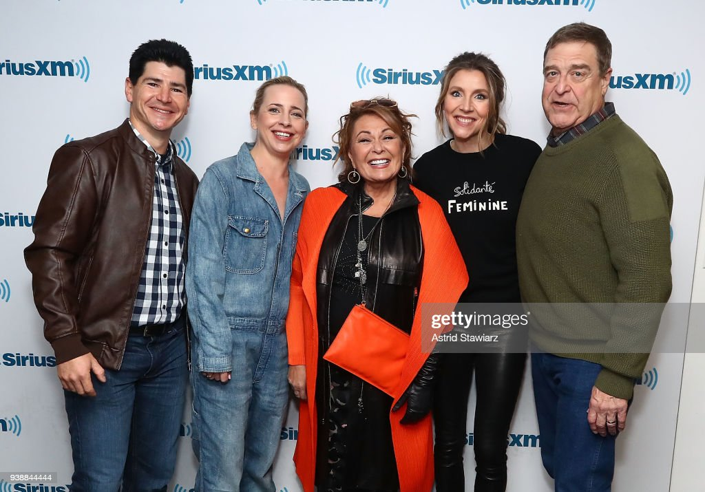 SiriusXM's Town Hall With The Cast Of Roseanne : News Photo