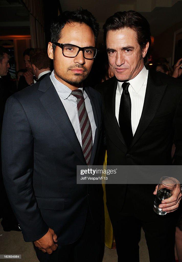 2013 Vanity Fair Oscar Party Hosted By Graydon Carter - Inside : News Photo