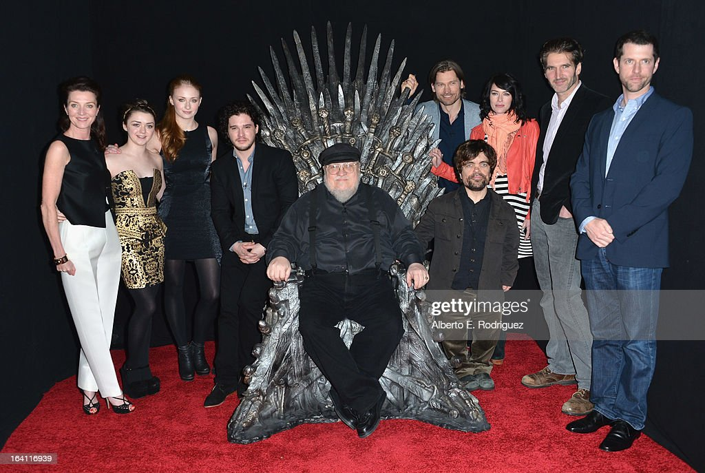 "The Television Academy Of Arts And Sciences' Presents An Evening With HBO's ""Games Of Thrones"""