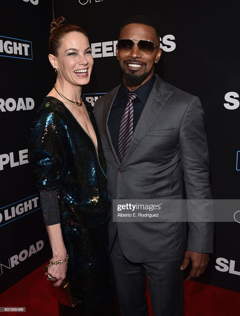 "Premiere Of Open Road Films' ""Sleepless"" - Arrivals : News Photo"