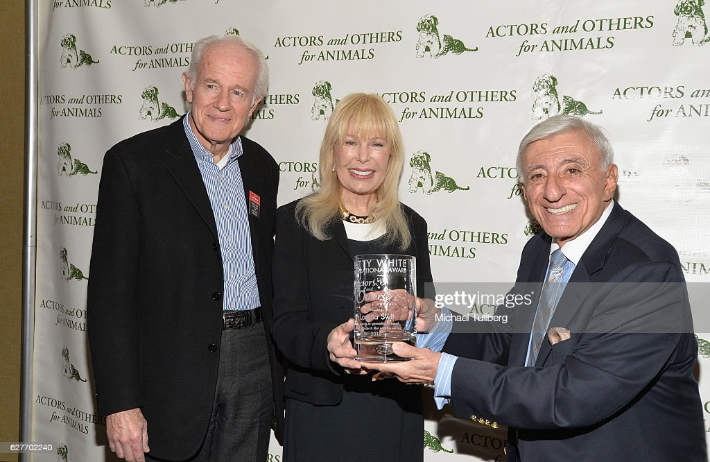 Actors And Others For Animals' Joy To The Animals Luncheon - Arrivals