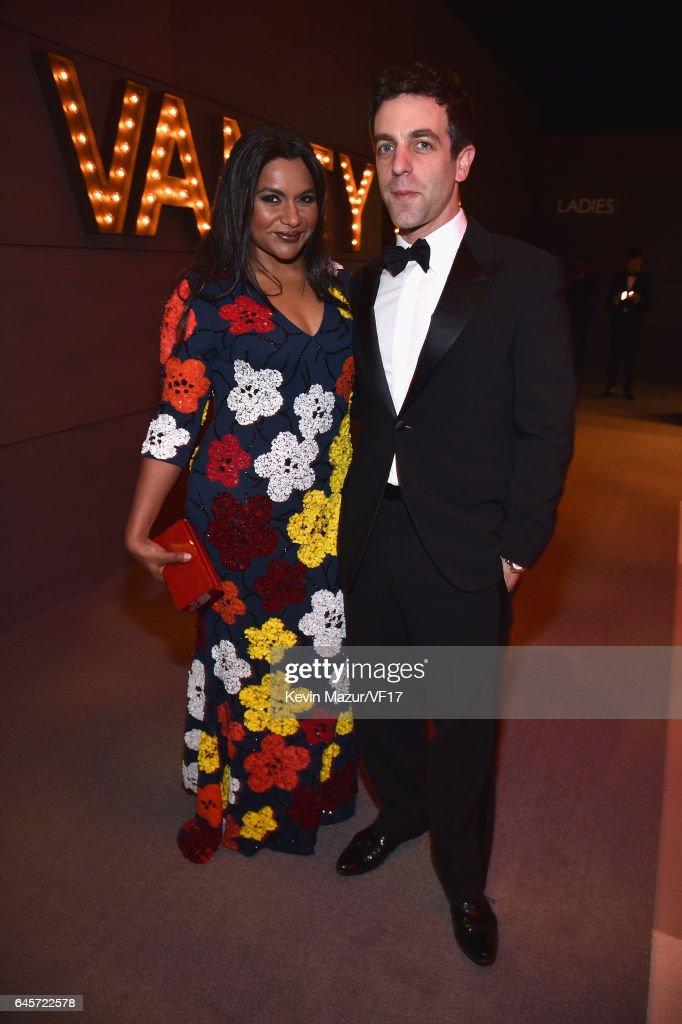 2017 Vanity Fair Oscar Party Hosted By Graydon Carter - Inside : News Photo