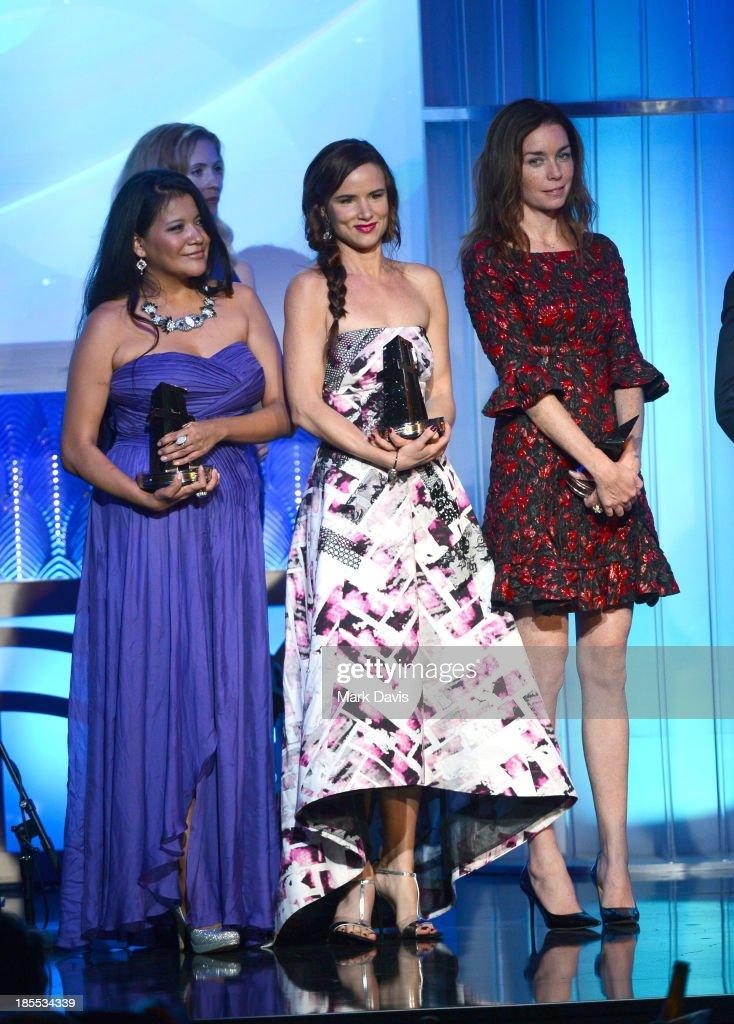 17th Annual Hollywood Film Awards - Show