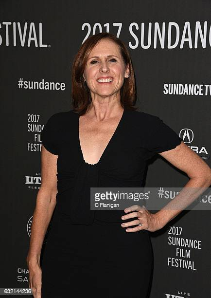 Actors Molly Shannon attends 'The Little Hours' premiere during day 1 of the 2017 Sundance Film Festival at Library Center Theater on January 19 2017...
