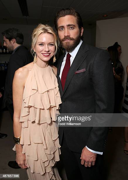 Actors Naomi Watts and Jake Gyllenhaal attend Fox Searchlight's 'Demolition' Toronto International Film Festival gala presentation at Roy Thomson...