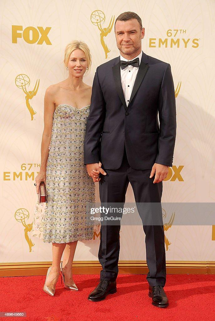 67th Annual Primetime Emmy Awards - Arrivals : News Photo