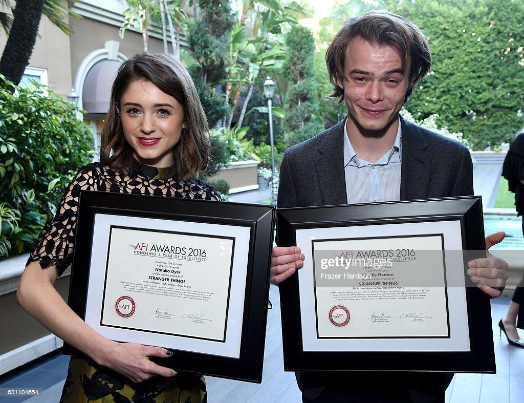 17th Annual AFI Awards - Awards Presentation : News Photo